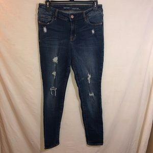 Old Navy Rockstar Jeans Women's 6